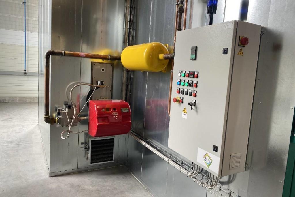 OUEST ENERGIE Bruleur Industriel Sarthe IMG 2